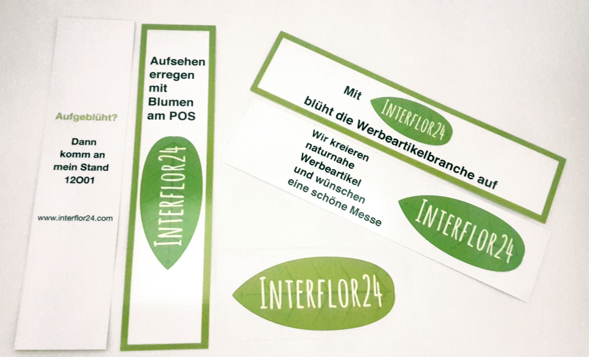 Art and design by Jonas Horbach Interflor 24 Logo