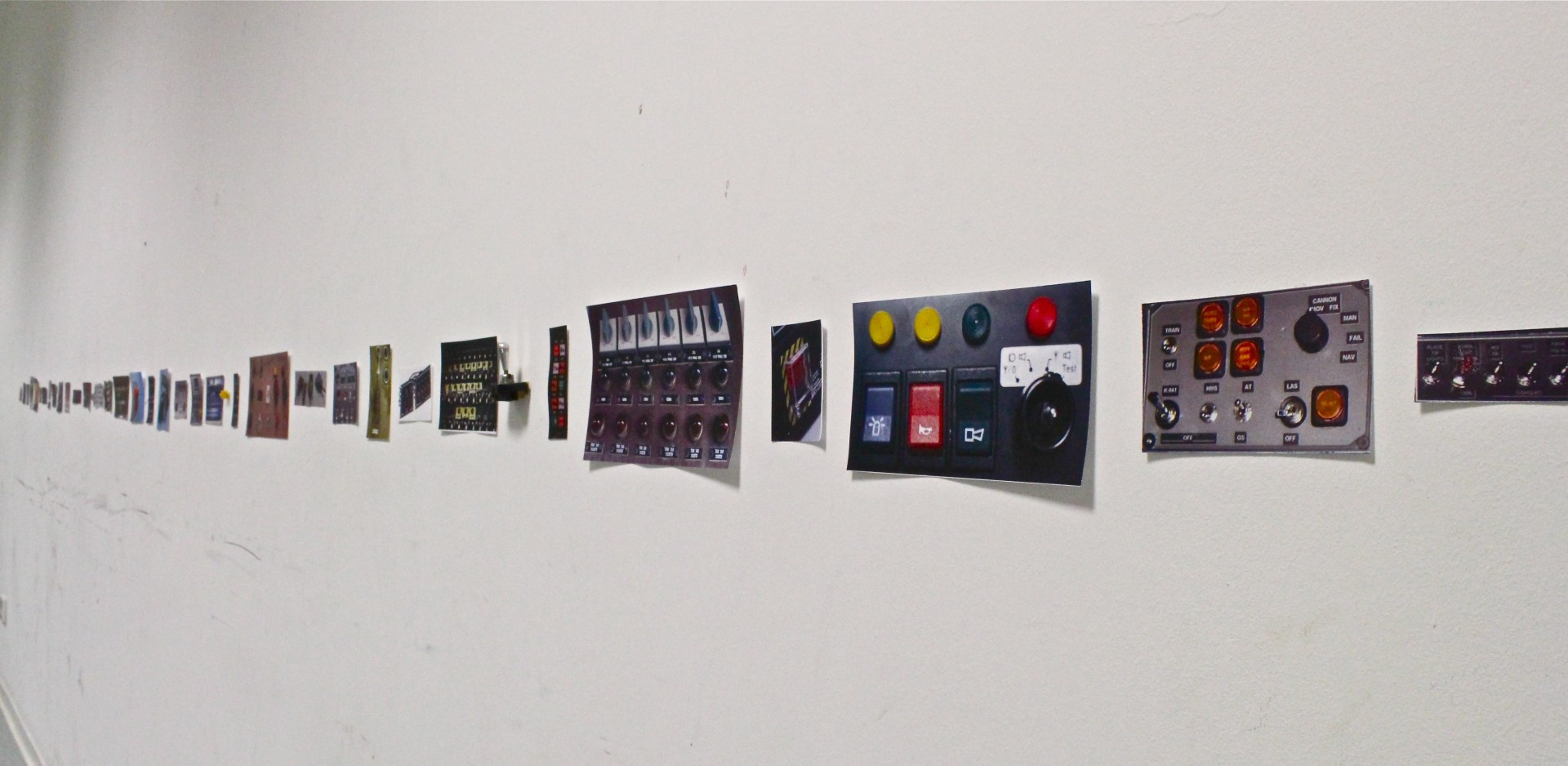 Art and design by Jonas Horbach Buttons