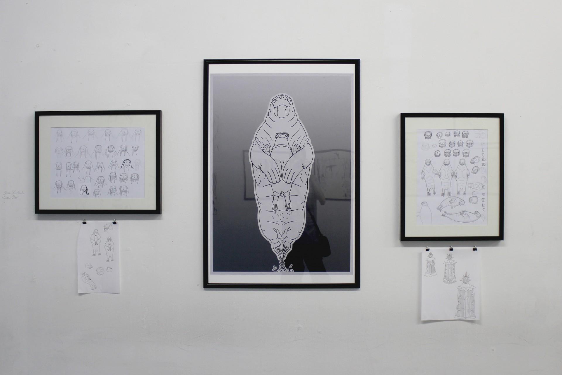 Art and design by Jonas Horbach Omarus Pilar