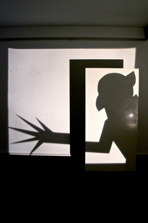 Art and design by Jonas Horbach Shadow Symphony