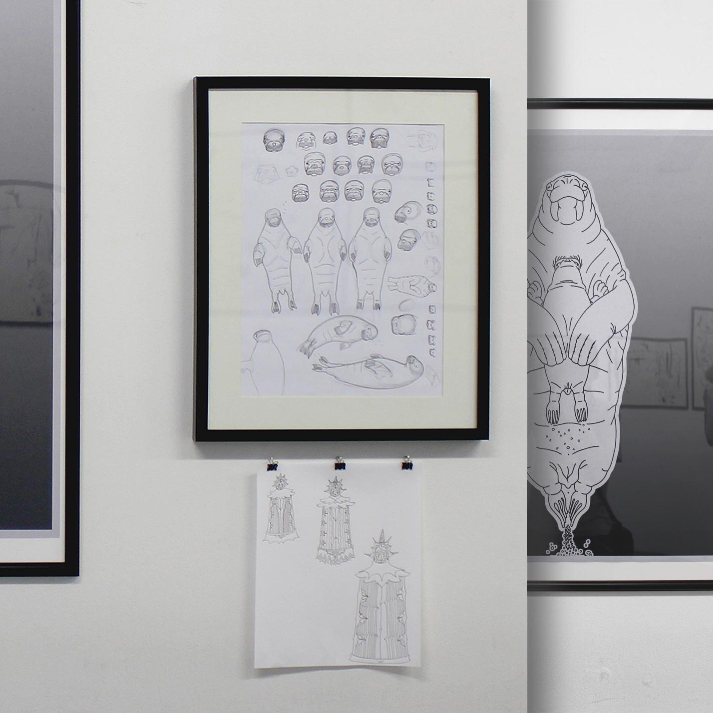Art and design by Jonas Horbach